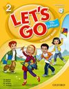 Let's Go 4th Edition 2 Student Book with Audio CD Pack