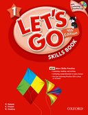 Let's Go 4th Edition 1 Skills Book with Audio CD