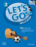 Let's Go 4th Edition 3 Skills Book with Audio CD