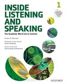Inside Series : Inside Listening & Speaking Level 1 Student Book