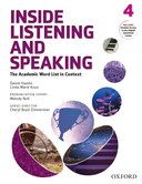Inside Series : Inside Listening & Speaking Level 4 Student Book