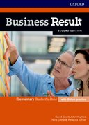 Business Result 2nd Edition Elementary Student's Book with Online Practice Pack