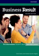 Business Result 2nd Edition Pre-Intermediate Student's Book with Online Practice Pack