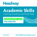 Headway Academic Skills: Listening, Speaking, and Study Skills Introductory Class Audio CDs (2)