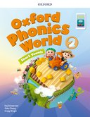 Oxford Phonics World Refresh version Level 2 Student Book with APP
