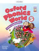 Oxford Phonics World Refresh version Level 5 Student Book with Reader e-Book