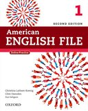 American English File 2nd Edition 1 Student Book