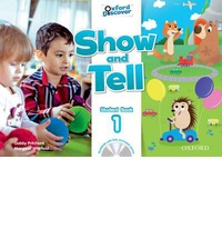 Oxford Show and Tell 1 Class Book and Multi-ROM Pack