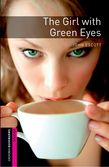 Oxford Bookworms Starters: The Girl with Green Eyes
