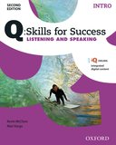 Q: Skills for Success 2nd Edition Listening and Speaking Intro  Student Book with iQ Online