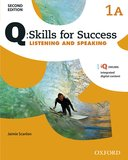 Q: Skills for Success 2nd Edition Listening and Speaking 1  Student Book A with iQ Online