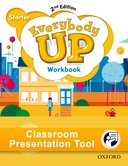 Everybody Up 2nd Edition Starter Classroom Presentation Tool (Workbook)