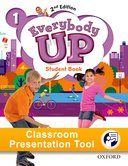 Everybody Up 2nd Edition Level 1 Classroom Presentation Tool (Student Book)