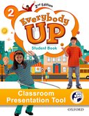 Everybody Up 2nd Edition Level 2 Classroom Presentation Tool (Student Book)