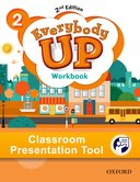 Everybody Up 2nd Edition Level 2 Classroom Presentation Tool (Workbook)