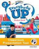 Everybody Up 2nd Edition Level 3 Classroom Presentation Tool (Student Book)