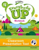 Everybody Up 2nd Edition Level 4 Classroom Presentation Tool (Workbook)