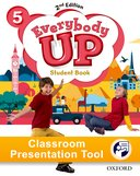 Everybody Up 2nd Edition Level 5 Classroom Presentation Tool (Student Book)