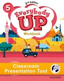 Everybody Up 2nd Edition Level 5 Classroom Presentation Tool (Workbook)
