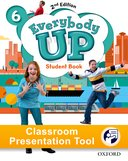 Everybody Up 2nd Edition Level 6 Classroom Presentation Tool (Student Book)
