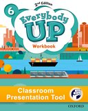 Everybody Up 2nd Edition Level 6 Classroom Presentation Tool (Workbook)