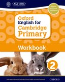 Oxford English for Cambridge Primary 2 Workbook