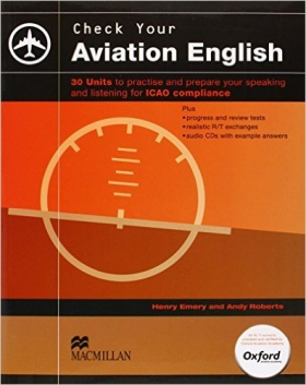 Check Your Aviation English Student\'s Book + CD