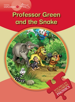 Explorers Phonics: Young Explorers 1 - Phonics Professor Green and the Snake