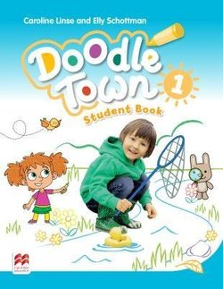Doodle Town Level 1 Student Book Pack