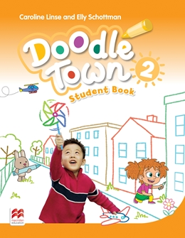 Doodle Town Level 2 Student Book Pack