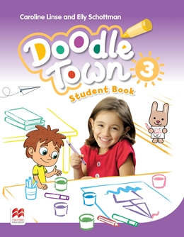 Doodle Town Level 3 Student Book Pack