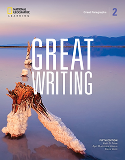The Great Writing Series 5th Edition 2 Great Paragraphs Student Book