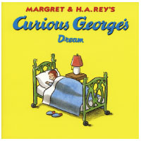 Curious George New Adventures シリーズ: Curious George's Dream