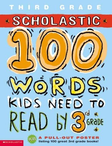 100 Words Kids Need To Read By 3rd Grade (Deluxe)