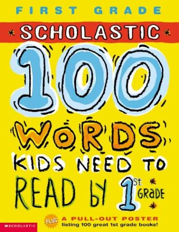 100 Words Kids Need to Read
