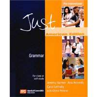 Just Grammar American Edition Student Book Pre-intermediate