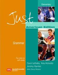Just Grammar American Edition Student Book Elementary