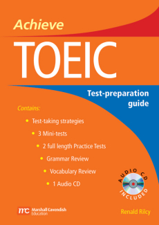 Achieve TOEIC® Text with Audio CD (2)