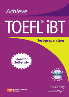 Achieve TOEFL® iBT Text with Audio CD (1)