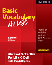 Basic Vocabulary in Use 2nd Edition (American)