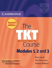 The TKT Course Modules 1, 2 and 3 Second Edition with Answer