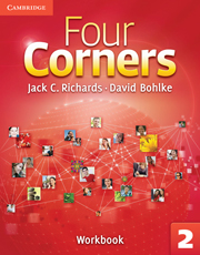 Four Corners Level 2 Workbook