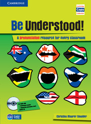 Be Understood! Book with CD-ROM and Audio CD Pack