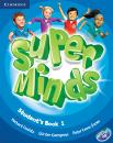 Super Minds 1 Student's Book with DVD-ROM (British English)