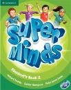 Super Minds 2 Student's Book with DVD-ROM (British English)