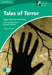 Cambridge Experience Readers Level 3  Tales of Terror