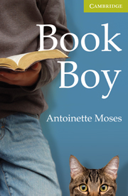 Cambridge English Readers Starter Book Boy