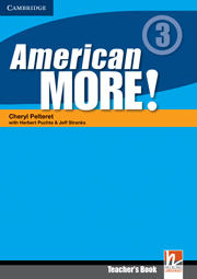 American More! 3 Teacher\'s Book