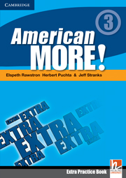 American More! 3 Extra Practice Book