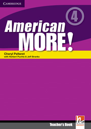 American More! 4 Teacher\'s Book